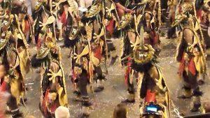 Ballet fila Miqueros 2015